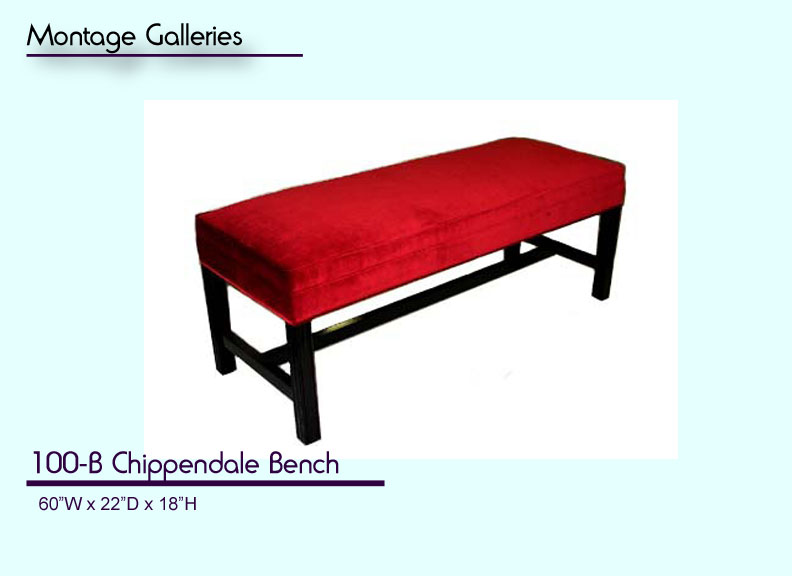 CSI_Montage_Galleries_100-B_Chippendale_Bench