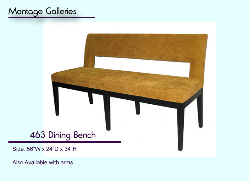 CSI_Montage_Galleries_463_Dining_Bench
