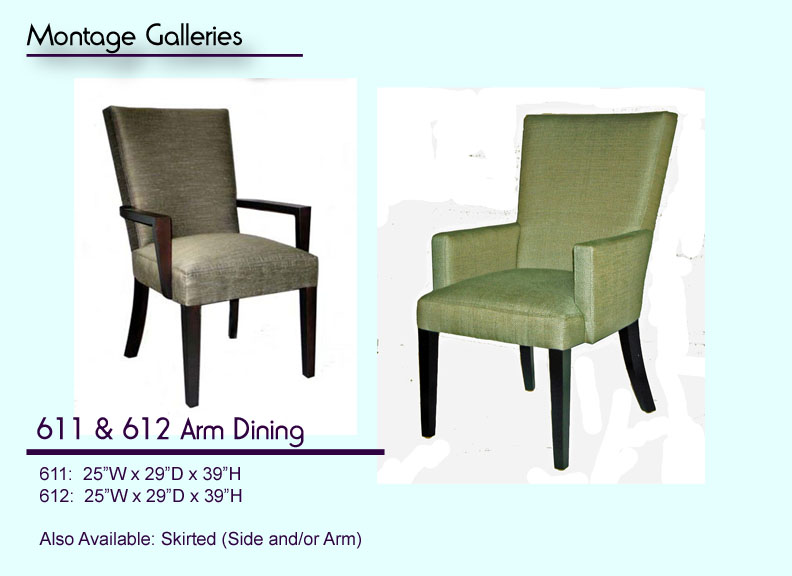 CSI_Montage_Galleries_611_612_Arm_Dining_Chair