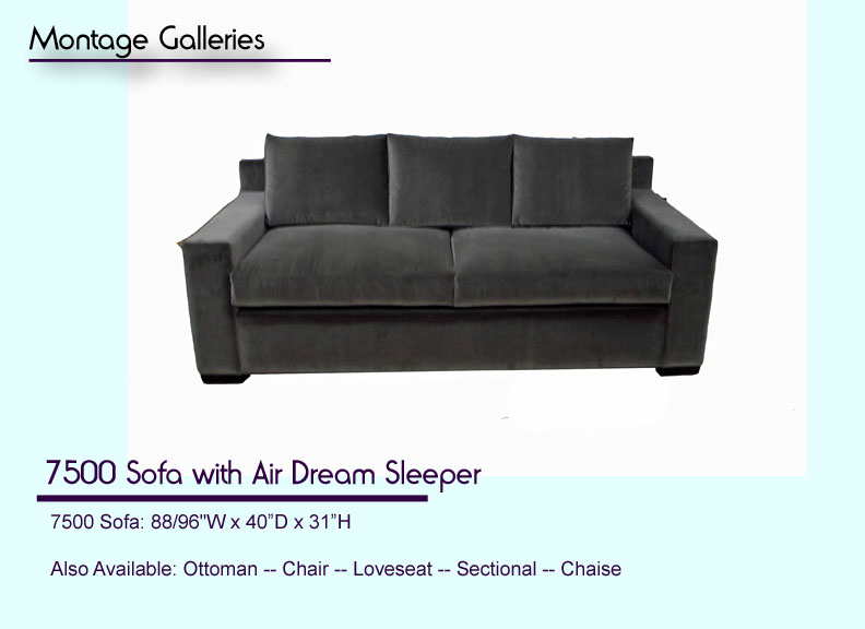 CSI_Montage_Galleries_Sofa_7500_Sofa_Air_Dream_Sleeper